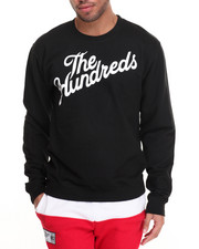 The Hundreds - Forever Slant Crewneck Sweatshirt