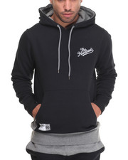 The Hundreds - Miles Nano Coat Water Repellent Pullover Hoodie