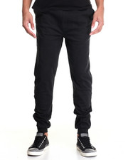 Jeans & Pants - Trimmed Woven Jogger