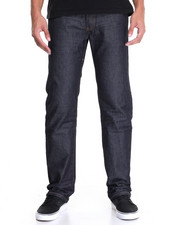 Jeans & Pants - 3D Whisker Raw Denim Jeans