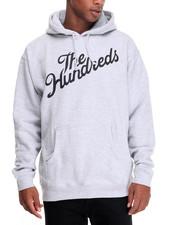 Hoodies - Forever Slant Pullover Hoodie