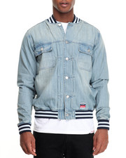 Men - Heavyweight Denim Jacket