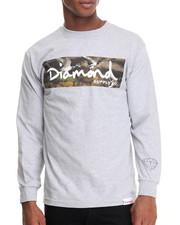 Shirts - Woodland L/S Tee