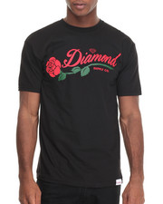 Diamond Supply Co - La Rosa Tee