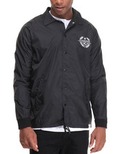 Men - Shine Crest Coach's Jacket