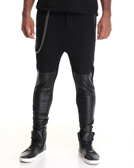 Black Kaviar Black Pants