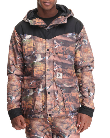 Diamond Supply Co Heavy Coats