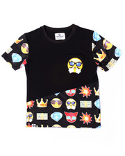 Boys - EMOJI POCKET TEE (8-20)