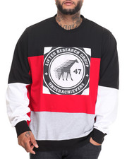 Sweatshirts & Sweaters - Destroyed Sweatshirt (B&T)