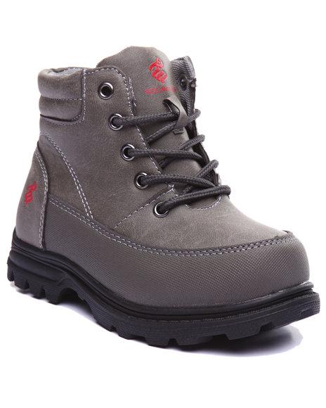 Rocawear Boys Mack Boots (113) Grey 11 Youth