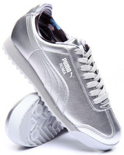 Sneakers - Roma Metallic Sneakers