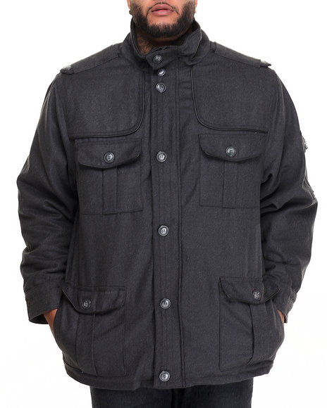 Wool Jacket Mens