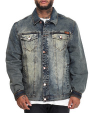 Winchester - Vintage Washed Denim Jacket (B&T)