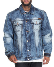 Winchester - Washed Denim Jacket (B&T)