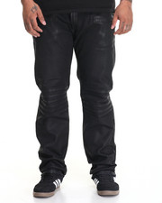 Men - Wax Coated Denim Jean