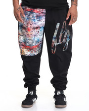 Men - Multi Print Jogger (B&T)