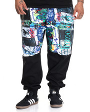 Men - Graffati Jogger (B&T)