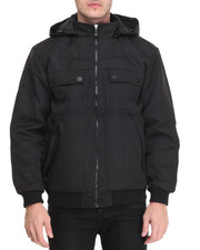 Men - Cranework Lined Ballistic Nylon Jacket