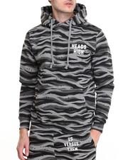 Men - Panama Pullover Fleece Hoodie