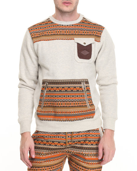 Parish Pullover Sweatshirts