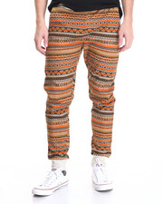 Jeans & Pants - Fairisle Sweatpant