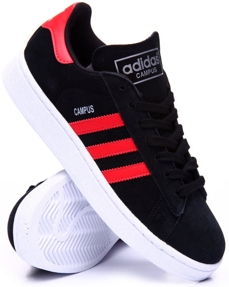 Adidas Men Campus Lo Black 8