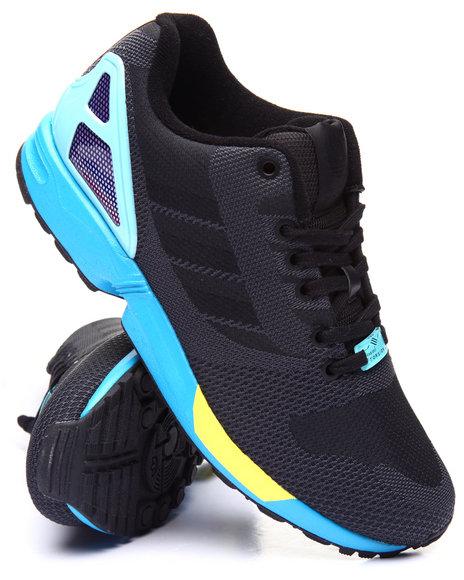 Adidas Men Z X Flux Weave Black 12
