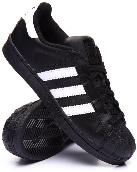 Adidas Men Superstar Foundation Classic Black 10.5
