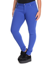 Bottoms - Butty Lifter Millenium Second Skin Skinny Pant (Plus)