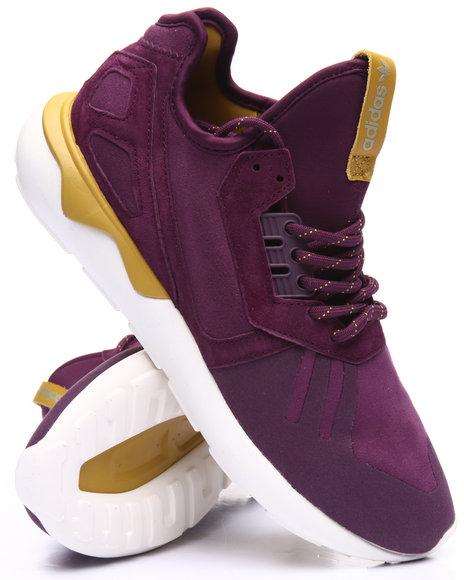 Adidas Maroon Sneakers