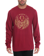 Men - Horizons Crewneck Sweatshirt