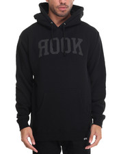 ROOK - Suede Arch Hoodie