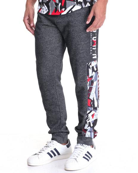 Born Fly - Men Black Clarkson Joggers - $44.99