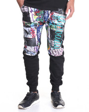 Men - Graffati Jogger
