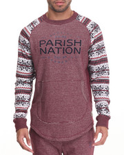 Parish - Snowflake Sweatshirt