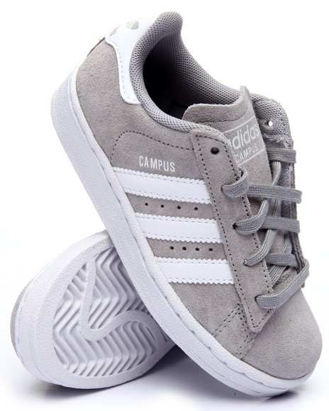 Adidas Boys Campus 2 C Sneakers (113) Grey 1 Youth