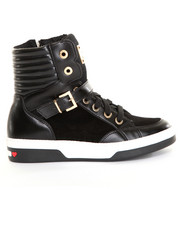 Women - Hi Top Moschino Sneakers