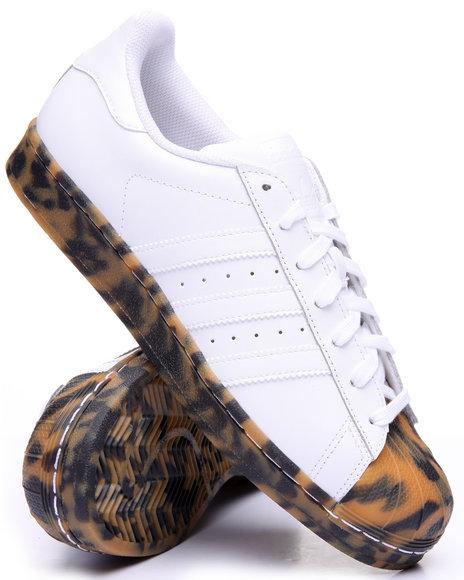Adidas - Men White Superstar Tortoise Lo - $69.99
