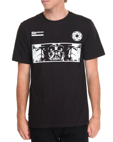 Lrg Men The Empire T-Shirt Black Medium