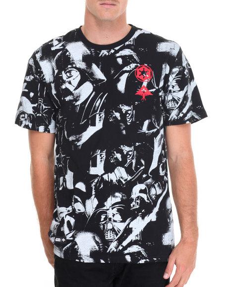 Lrg - Men Black All Vader T-Shirt - $38.99