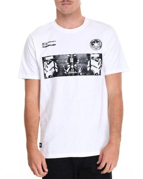 Lrg Men The Empire T-Shirt White Small