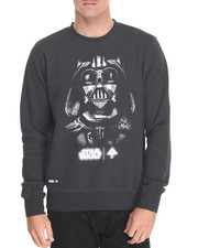 LRG - Face of War Sweatshirt
