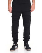 Distressed French Terry Jogger