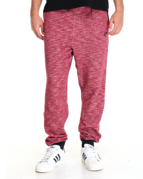 Enyce - Men Red Aragorn Joggers - $19.99