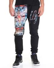 Sweatpants - Multi Print Jogger