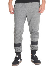 Jeans & Pants - Moto Nylon Sweatpant