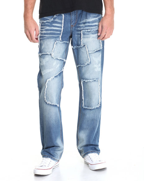 Flysociety Light Wash Jeans