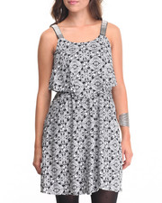 Dresses - Dickie Print Dress
