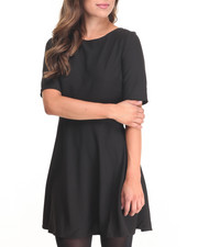 Dresses - Bowtie Back Dress