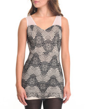 Women - Draya Bodycon Lace Detail Dress